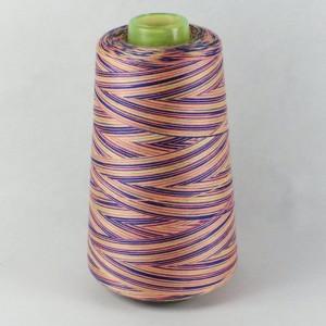 Polyesterová nit melírovaná (ombré)