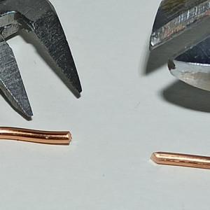 Přesné kleště štípací 90 mm