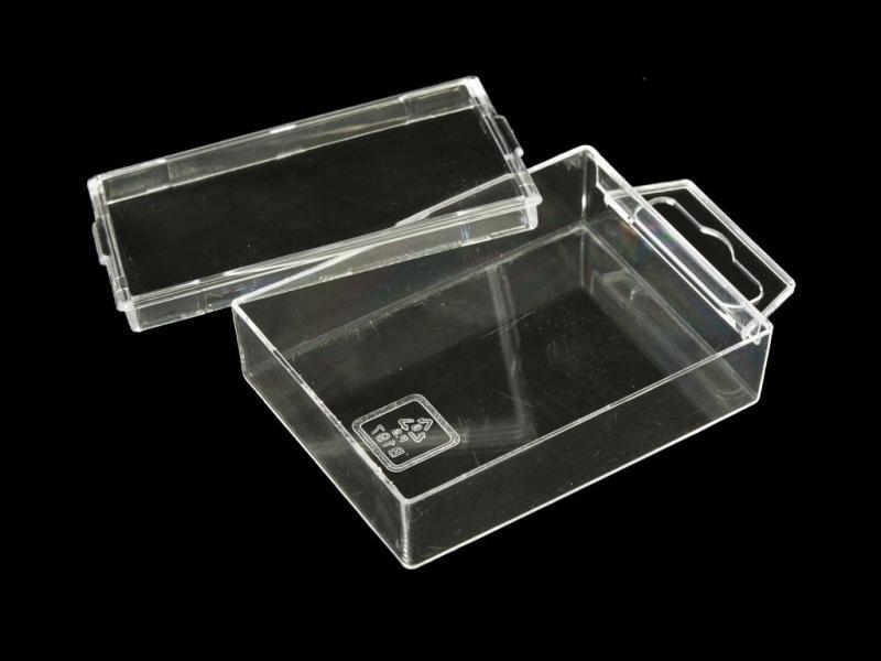 Krabička plastová 76x58x20 mm