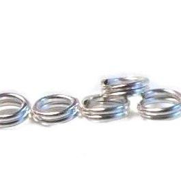 Kroužky spojovací dvojité