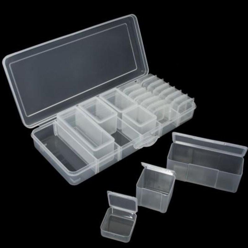 Plastová úložná krabička