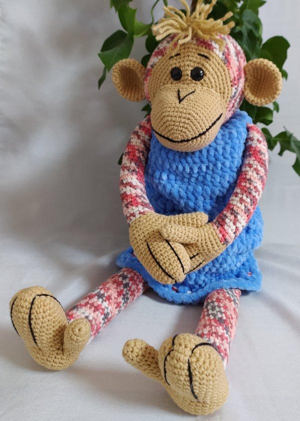 Pižamák opička