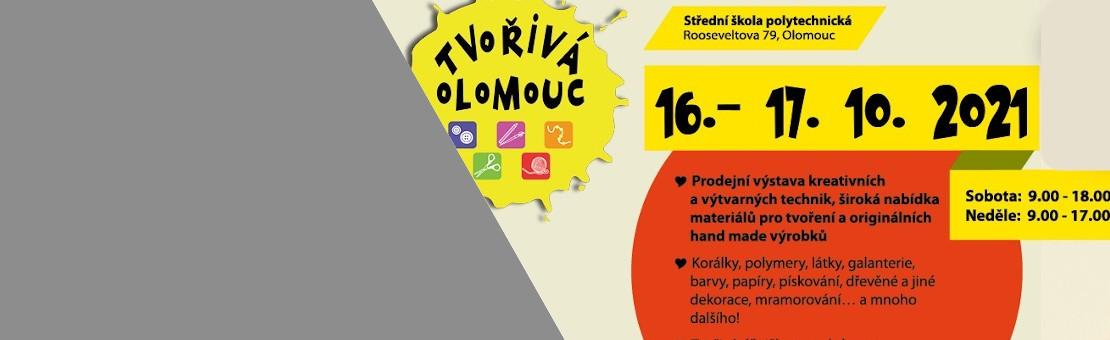 Tvořivá Olomouc - podzim 2021 (16.-17.10.2021)